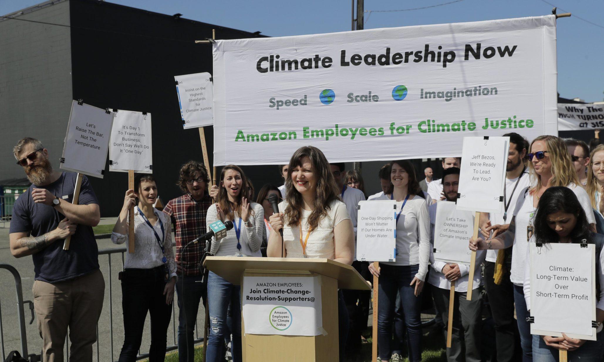Amazon : des actionnaires qui font la sourde oreille sur les enjeux environnementaux