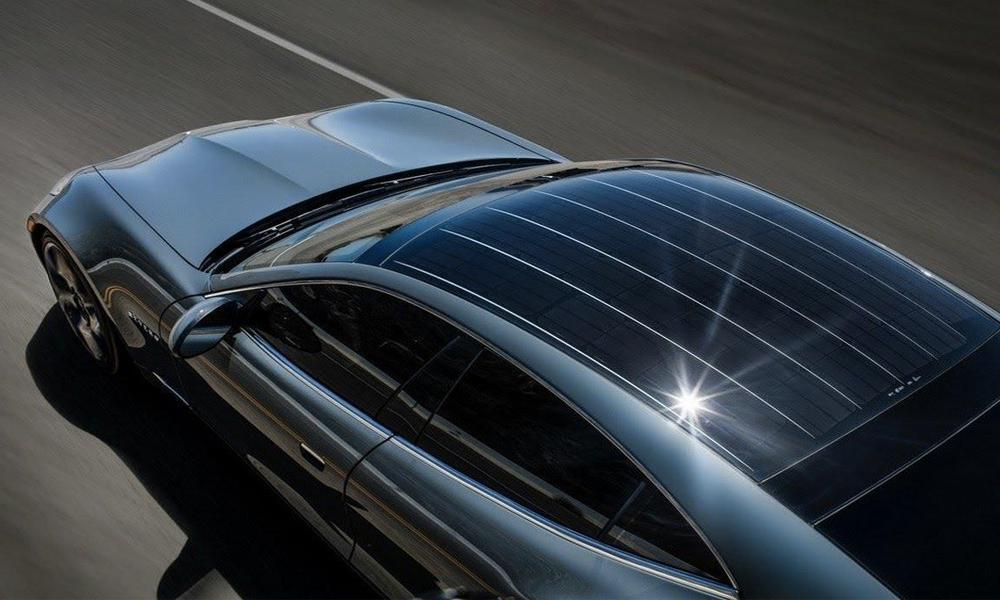 Dans le futur on roulera à l'énergie solaire