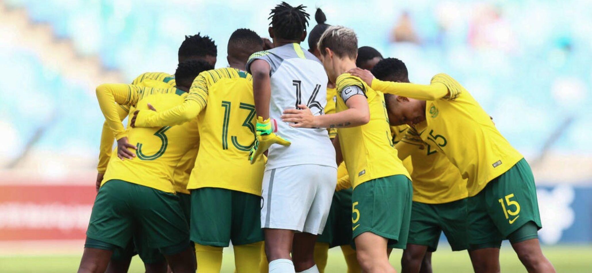 En Afrique du Sud, les joueuses de l'équipe nationale de football toucheront les mêmes primes que leurs homologues masculins