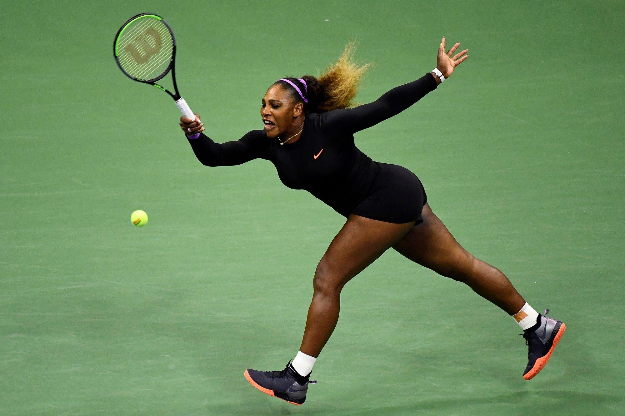 La deuxième casquette de Serena Williams