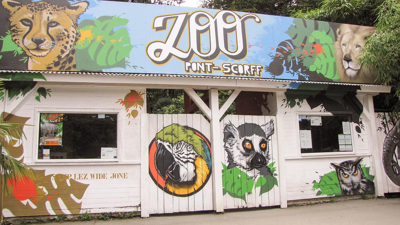 Le zoo de Pont-Scorff au secours des animaux