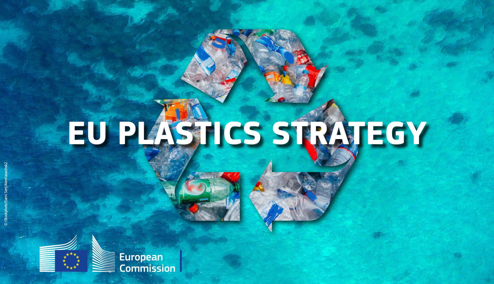 L'Europe se mobilise contre le plastique.