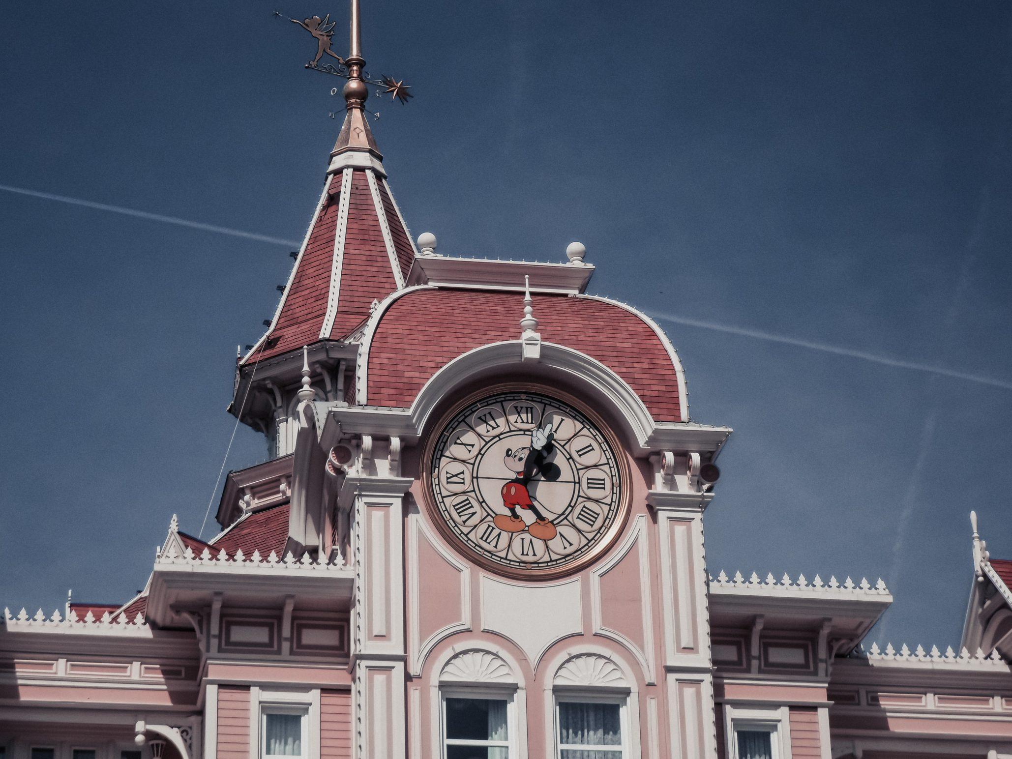 L'énergie solaire au royaume de Mickey.